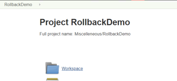 USING GIT PARAMETER PLUGIN OPTION TO ROLLBACK A BUILD – DevOps = IS